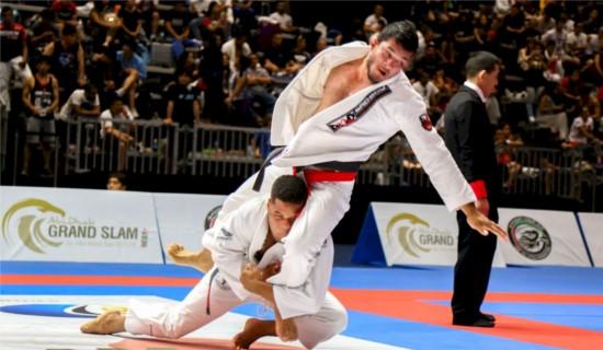 Jiu-Jitsu vs Judo