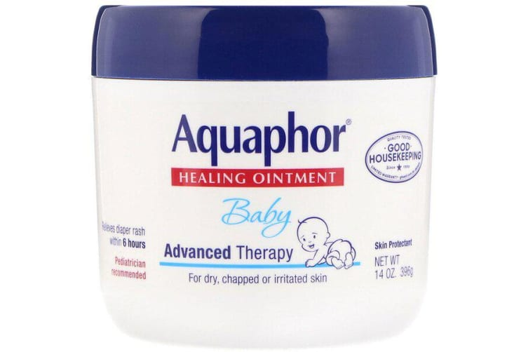 What is the difference between Aquaphor and Aquaphor Baby?