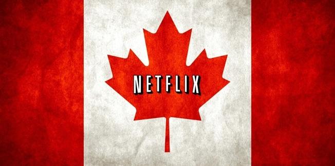 Netflix Canada vs Netflix USA